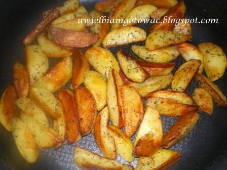 Ziemniaki smażone w stylu greckim