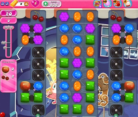 Candy Crush Saga 836