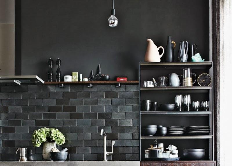 mutfak rafları