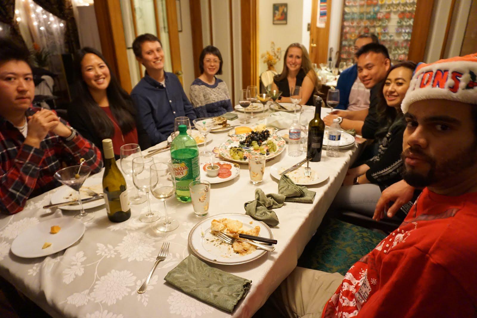 2018 Senior Dinner
