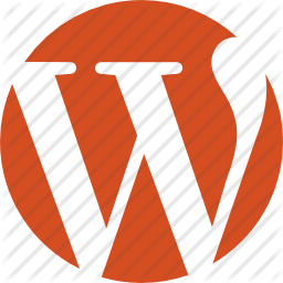 wordpress w logo transparent