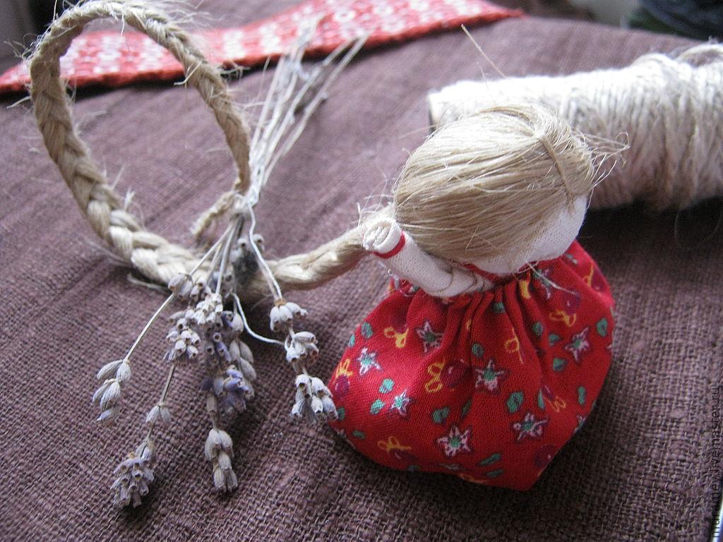 Куклы мотанки на счастье своими руками 603