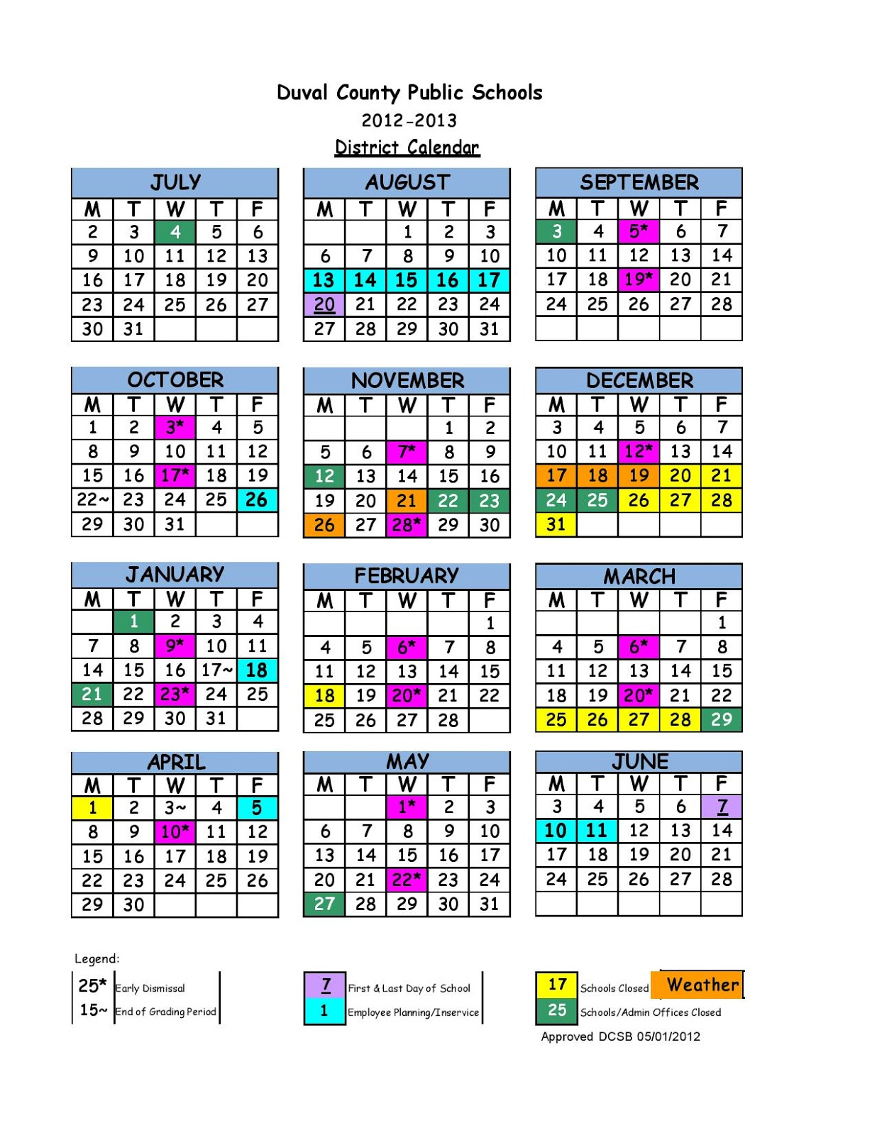 Chatham County School Calendar 2015 2016 2015 - 2015 Greeting Cards ...