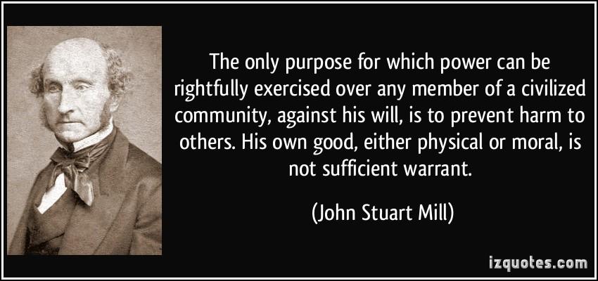 john stuart mill essay on liberty