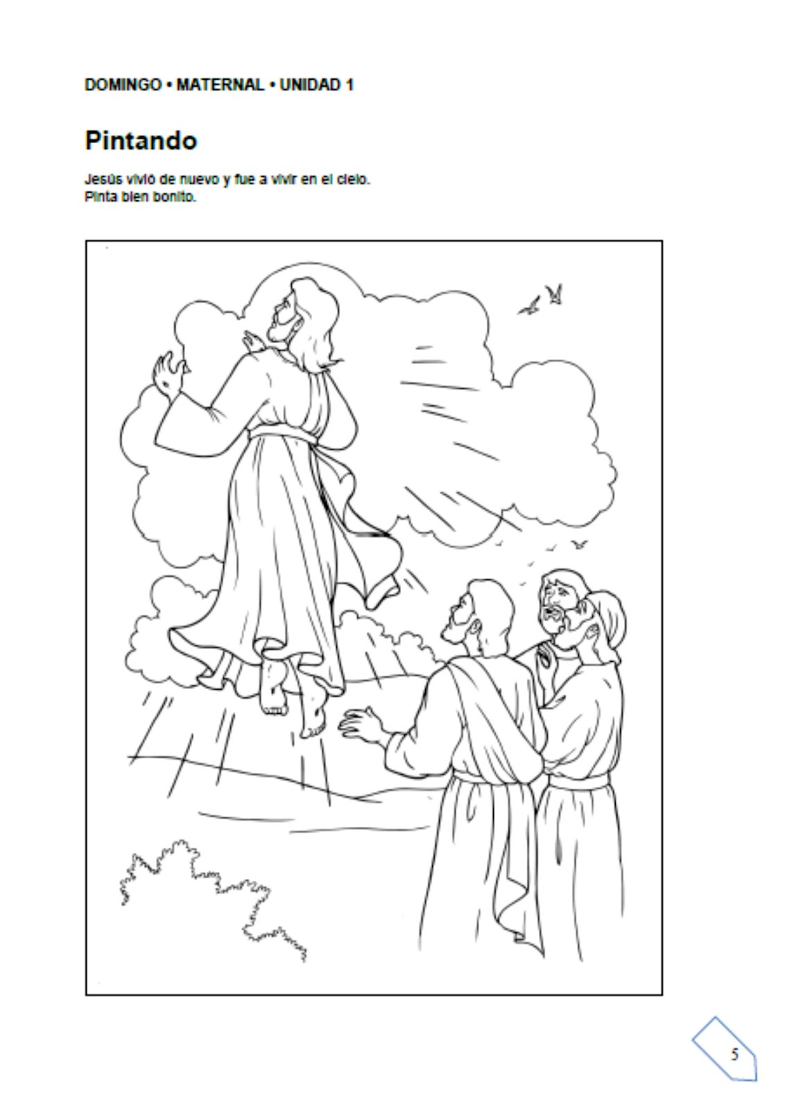 Hermosa Esau Y Jacob Para Colorear Imágenes - Enmarcado Para ...