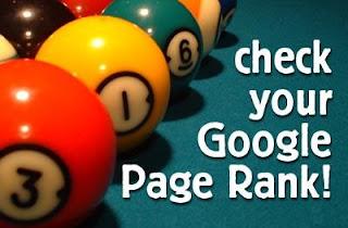 google pagerank check tool