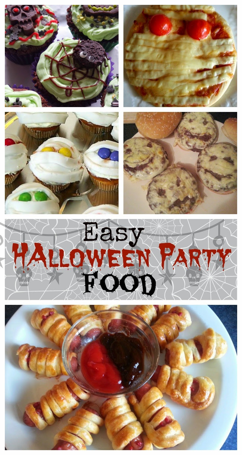 Halloween recipes are all about the presentation -- it's the holiday where your Halloween appetizers should come in spooky shapes, your Halloween party recipes should include frightfully fun themes (think