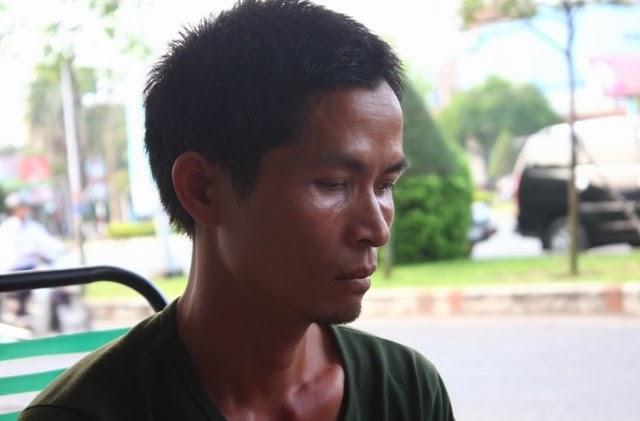 Tài xế xe bị hôi bia: Tôi van xin họ nhưng vô vọng