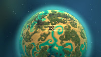Screen z gry Planetary Annihilation - Planeta w kosmosie