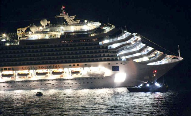 Daily Treat Latest Luxury Cruise Ship Accident Ran