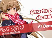 Crea tu página de Anime: El Dominio