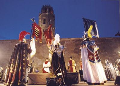 Lleida, España fiestas