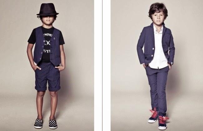 moda verano niños elegantes comuniones todomundopeques