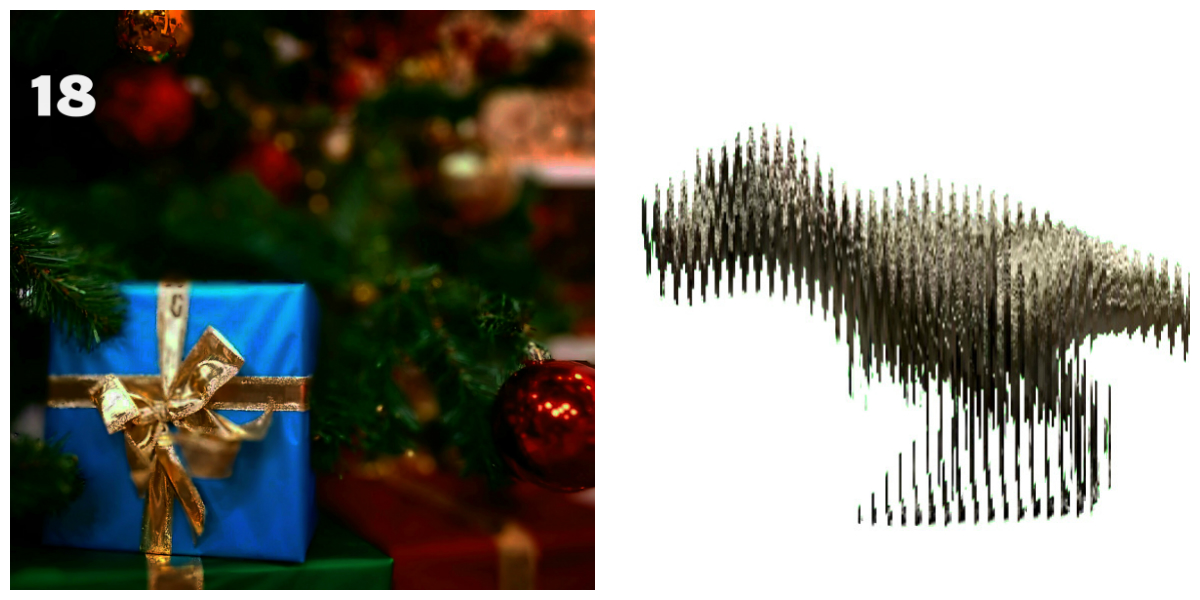 Basteln - Atomlabor Adventskalender - Türchen Nr. 10 | Amazing Animated Optical Illusions - DIY