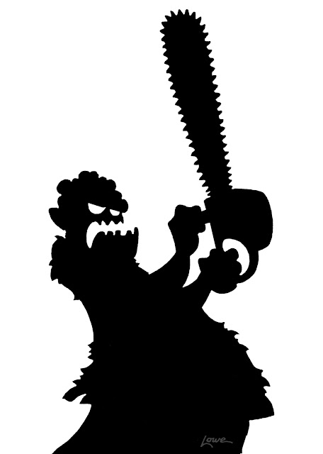 dave lowe design the blog  maniacal window silhouette printables