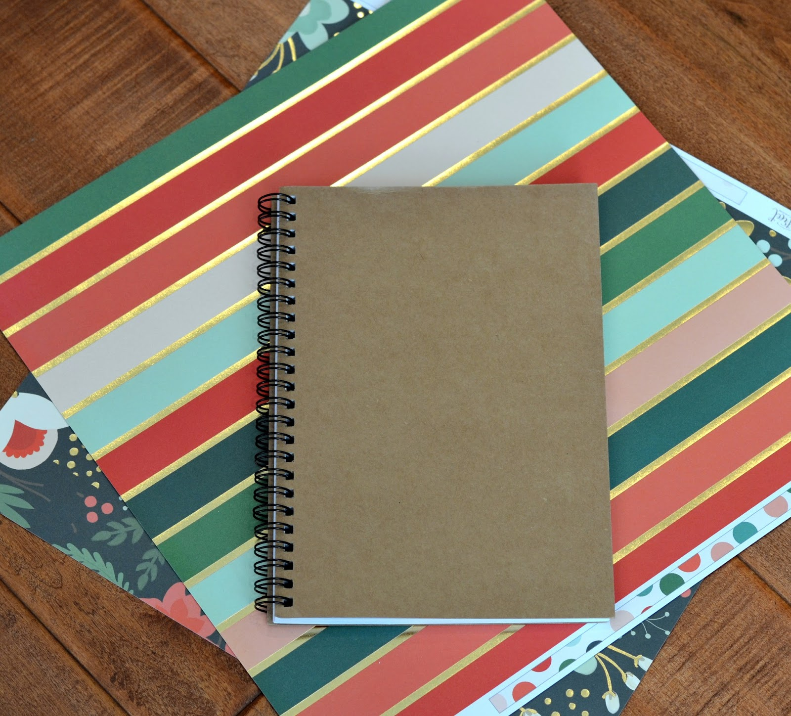 How to make scrapbook journal - It Took Me All Of Five Minutes To Make Something I Love That Would Cost Five Times As Much At Those Specialty Paper Stores Wait Until You See It