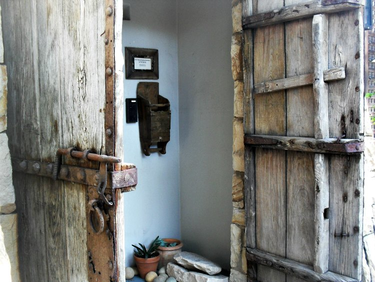 Rustic Wood Doors