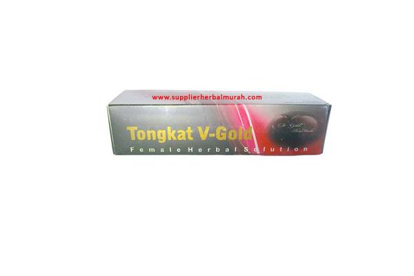 Tongkat V-Gold