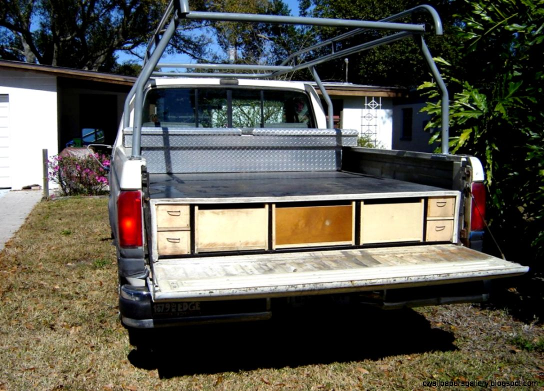 Truck Bed Slide   Vehicles   Contractor Talk