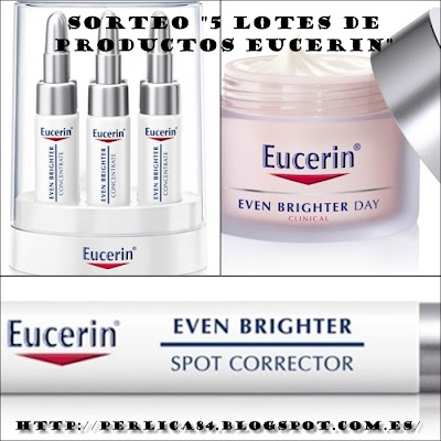 Sorteo Lotes Eucerin