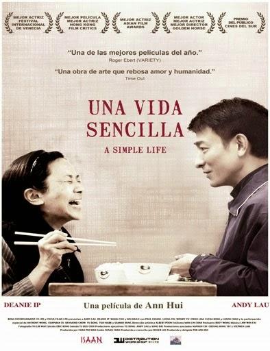 Ver Una vida sencilla (Tao jie) (2011) Online