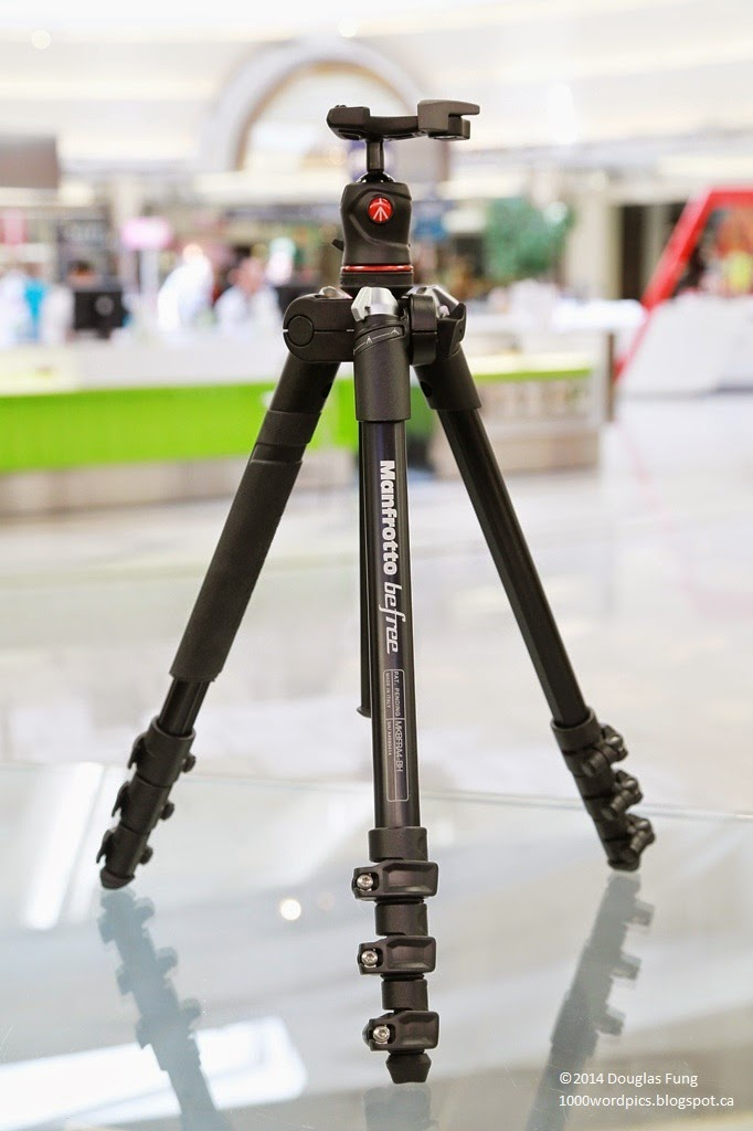 a thousand words a picture manfrotto befree  mkbfra4 bh