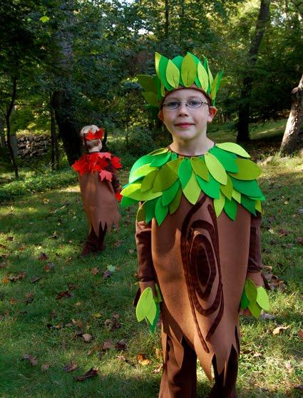 ideas para un disfraz casero de árbol | idisfraz, ideas para tu ...