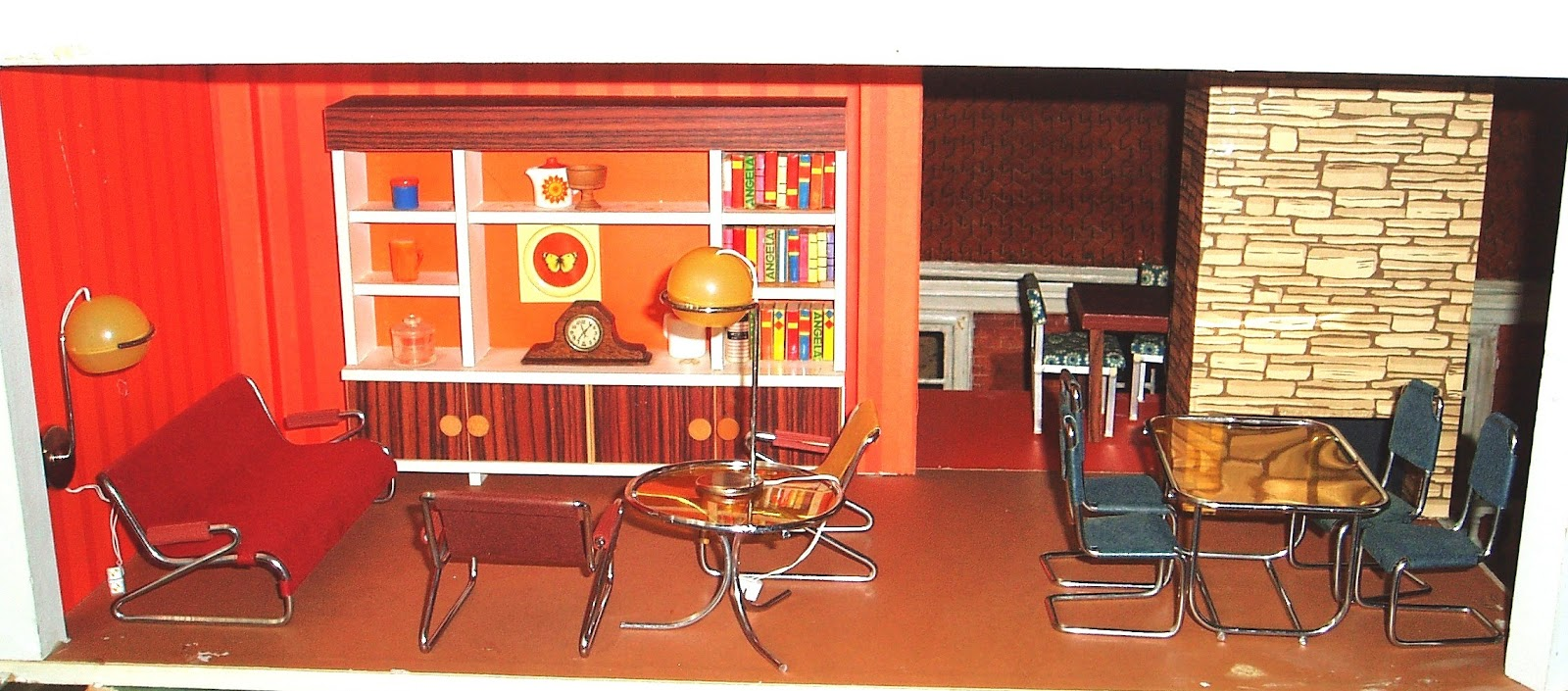 Ve Tried It In A Modern Dollhouse