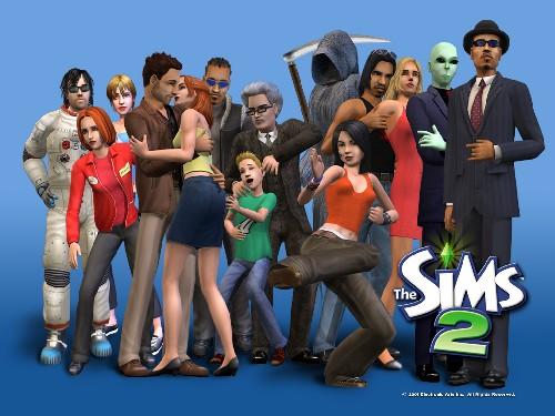 Los Sims 2 y todas las expansiones español (1 link c/u) 201