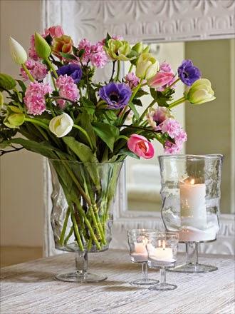 Las flores son ideales para decorar cualquier rincón de la casa