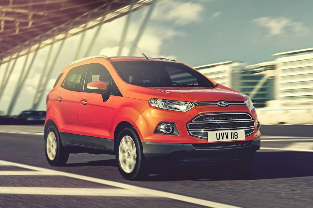 This Changes the Game: Ford Launches All-New EcoSport, Deliveries