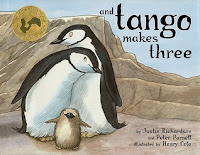 Cover of And Tango Makes Three by Justin Richardson and Peter Parnell