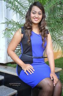 Ester-Noronha-Stills-at-Bheemavaram-Bullodu-Movie-Press-Meet