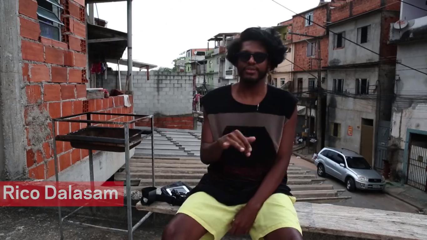 """Rico Dalasam conversa com o pessoal do Carta Capital e diz """"Vai ter rapper gay"""""""