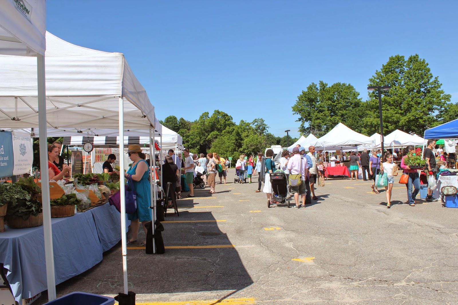 Roslindale Village Main Street Farmers' Market