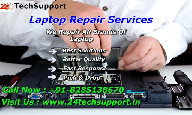 Laptop Repair Services in Gurgaon