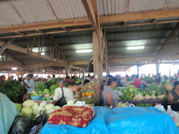 indoor market in Labasa