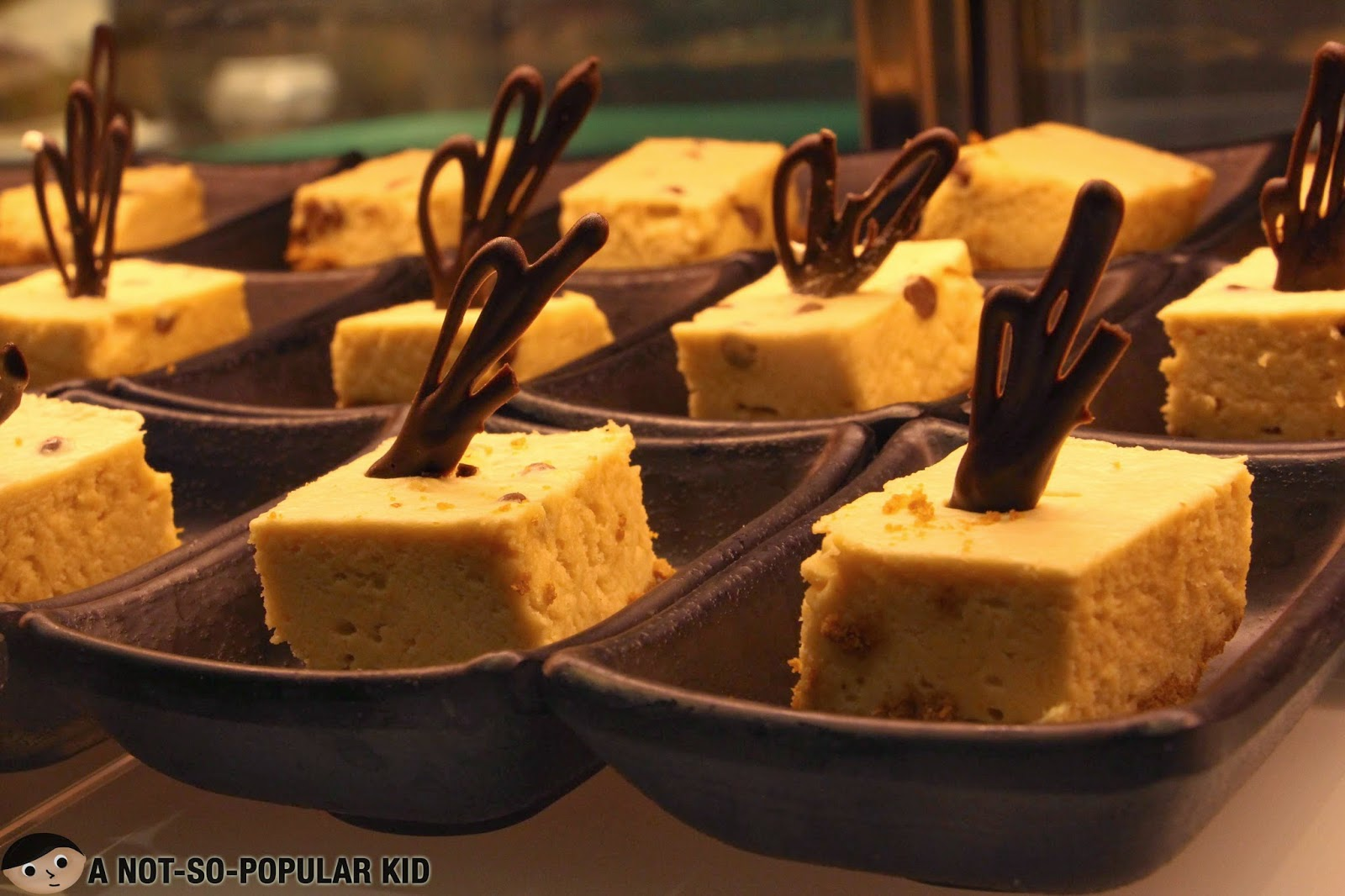 Chocolate Peanut Butter Desserts in Vikings