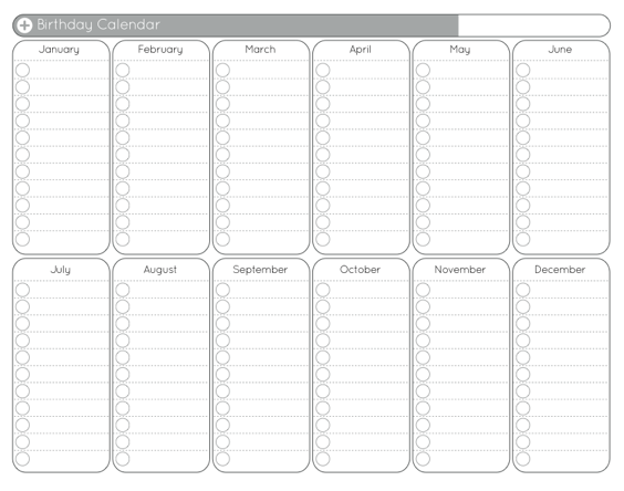 ... Chronicles: Keeping Track of Goals in the New Year + FREE printable