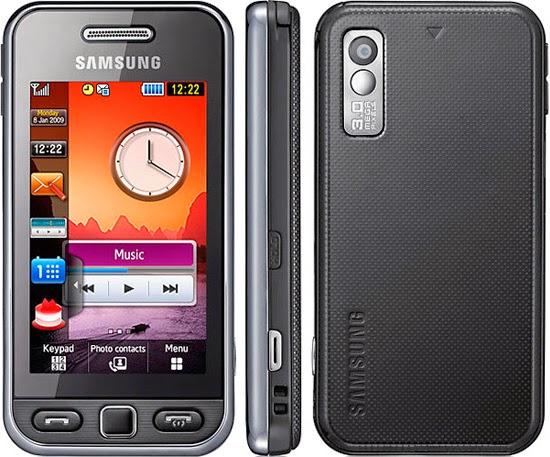 Samsung S5230R Star Flash File Download