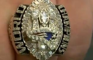 Patriots Super Bowl Ring Pawn Stars