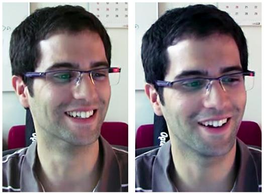 algoritmo sonrisa