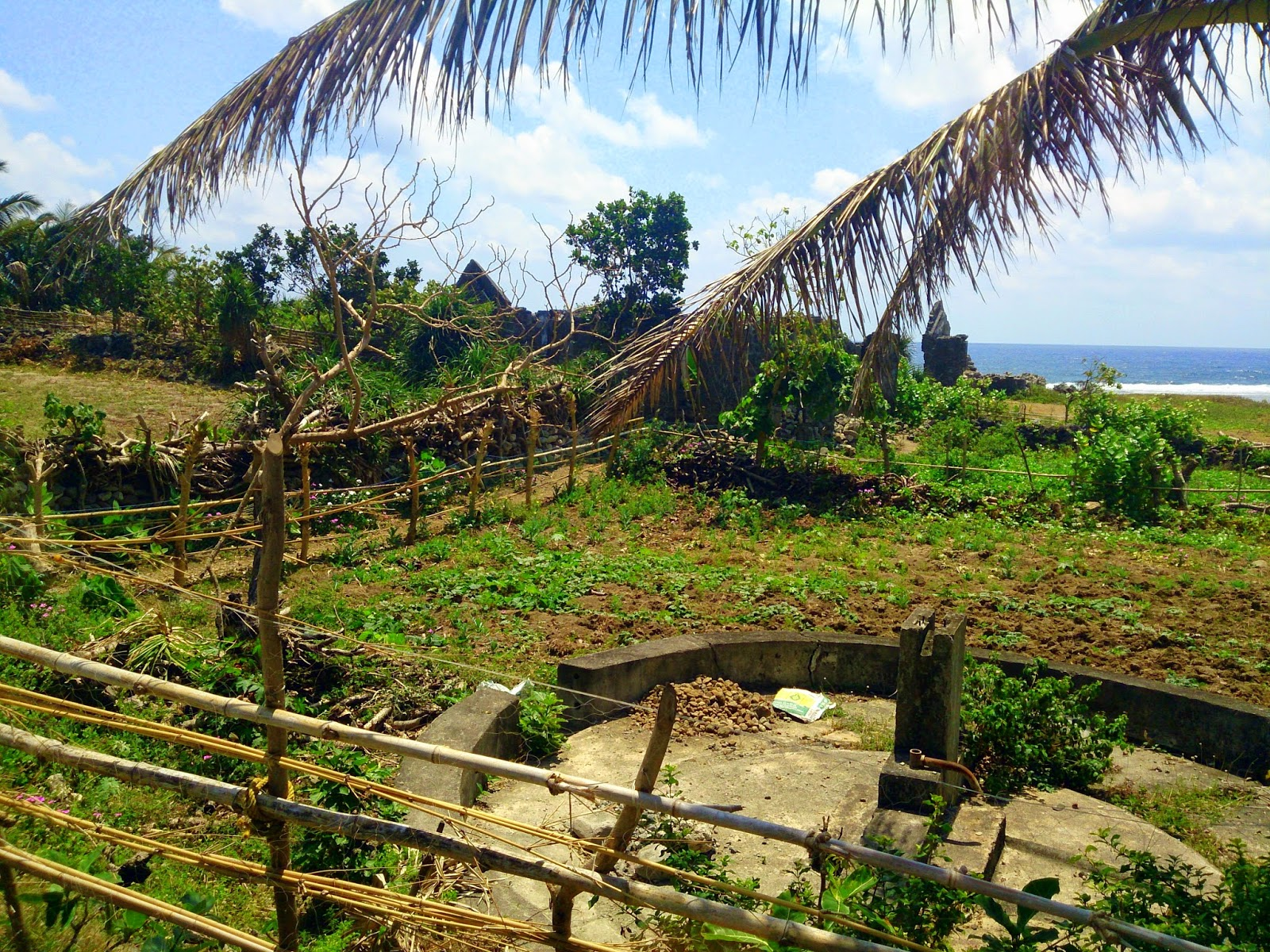 Song Song Ruins, South Batan, Batanes