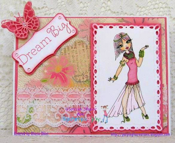 Featured Card at Di's Digi Designs Challenge