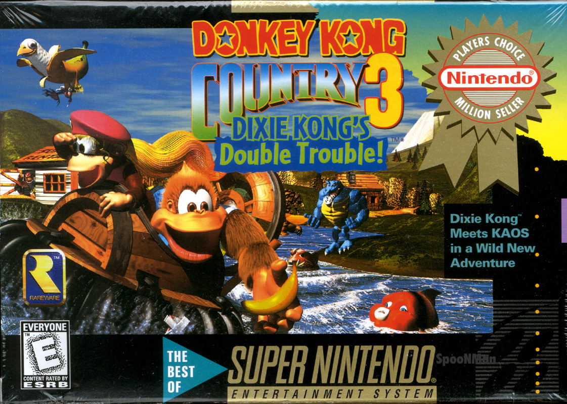 Creepypasta Brasil: Donkey Kong Country 3 1/2