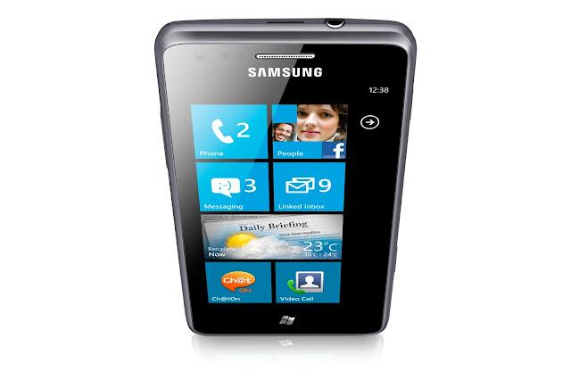 Samsung Omnia W i8530 Windows Phone