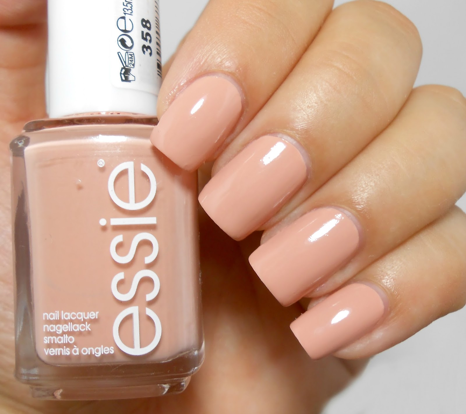 NOTD: Essie Perennial Chic&Flowerista - Beauty of the suns