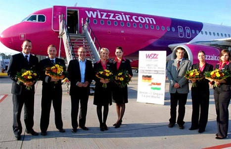 Wizz Air ~ Επιτρεπόμενα Όρια Αποσκευών.