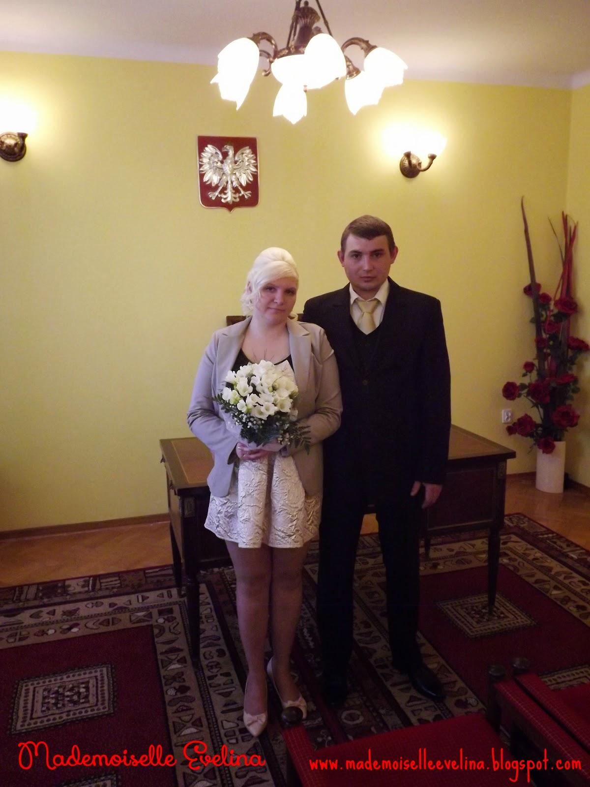 ślub Cywilny 7 Kwietnia Paznokcie Fryzura Bukiet Strój
