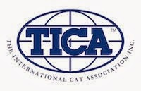 Proudly registered with TICA